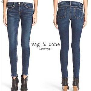 Rag & Bone Skinny Jean's Size 26